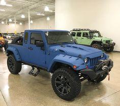 blue jk8 @starwood_customs #starwoodmotors