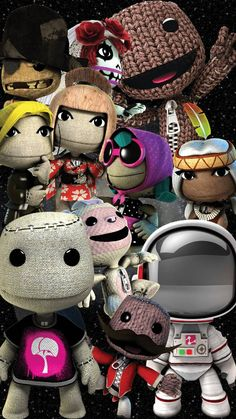 Download Little Big Planet Wallpaper by Niecee90 - 13 - Free on ZEDGE™ now. Browse millions of popular big Wallpapers and Ringtones on Zedge and personalize your phone to suit you. Browse our content now and free your phone Little Big Planet, Baby Raccoon, Planets Wallpaper, Big Plants, Mac Miller, Games For Kids, Spiderman, Cool Art, Avengers