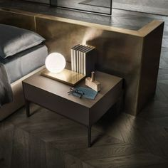 50 Modern Nightstands For A Luxury Bedroom