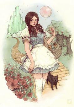 Dorothy by JDarnell*