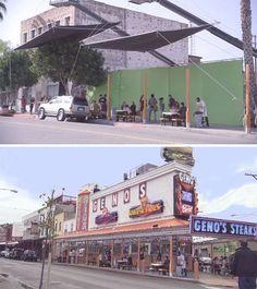 A importância da tecnologia nas filmagens e como seria o antes e depois dos efeitos especiais.