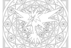 Free printable Pokemon coloring page-Zapdos. Visit our page for more coloring! Coloring fun for all ages, adults and children. Boy Coloring, Horse Coloring Pages, Cat Coloring Page, Colouring Pages, Coloring Pages For Kids, Coloring Books, Coloring Stuff, Free Coloring, Pokemon Coloring Sheets