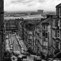 Glasgow, Scotland - land of my and my husband's forefathers