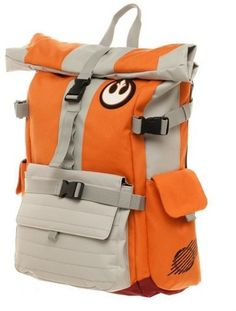 Star Wars Rebels® Kids' Backpack - Orange#Affiliate