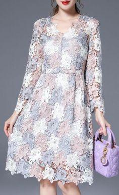 Romoti Live My Life Floral Dress