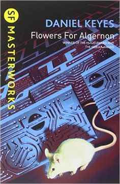 85 best favourite books images on pinterest book covers books to themes for flowers for algernon flowers for algernon by daniel keyes abebooks fandeluxe Image collections