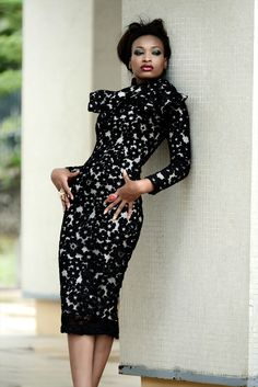"""Swan Addiction"" – The Spring/Summer 2012-2013 Collection Lookbook by Nigerian Design Label, Moofa   Bella Naija"
