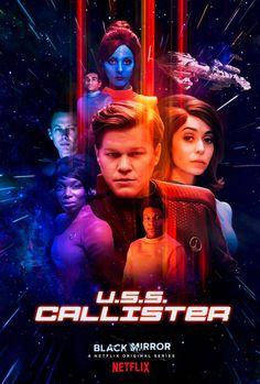 cfdfcfaf308 Black Mirror  401  USS Callister (2017)
