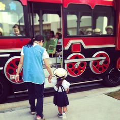 Taking the Train to Japanese School... preschools in Japan for Americans (Seika)