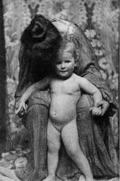 Gertrude Käsebier. Mother and Child, 1899