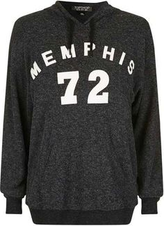 Petite memphis hoodie Hoodies, Sweatshirts, Memphis, Topshop, Stylish, Clothing, Sweaters, Women, Fashion