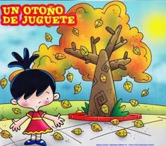 Play & Learn: Cuento - Un otoño de juguete Autumn Activities, Teaching Spanish, Summer Crafts, Conte, Classroom Decor, Disney Characters, Fictional Characters, Preschool, Snoopy