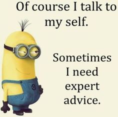 """These Minion Quotes are so funny and hilarious and able to make you laugh.If you read out these """"Best Minion Quote Of The Day"""" suddenly you will start laughing . Best Minion Quote Of The Day Best Minion Quote Of The Day Best Minion Quote Of The Day Best… Funny Minion Pictures, Funny Minion Memes, Minions Quotes, Funny Relatable Memes, Funny Texts, Hilarious Pictures, Epic Texts, Minion Sayings, Minion Humor"""