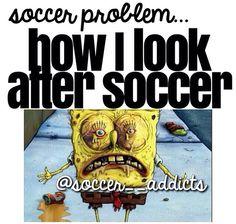Yea i look like a crusty sponge^