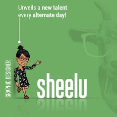 Defining simplicity💃🏻, Sheelu is a girl who loves to work with her peace of mind🧘♀. Away from the usual madness that typically goes on in the office, she finds herself a spot and works dedicatedly💻! You'll get to know her talkative side once you enter her zone that is her love for #cricket🏏. And we tell you, once you're up for a quick crick chat...there's no going back!😋❤  #digitalmarketingagency #digitalmarketing #media #graphicdesigner #socialmediamarketing #branding #tychemedia
