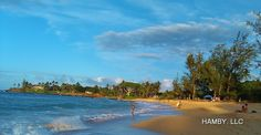 Early evening in Paia.....