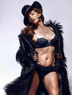 Cindy Crawford's Apr
