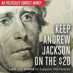 NO Political Correct Money!