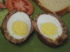 Real Scotch Eggs