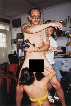 Just a normal photo session with notorious MK handler/programmer/pedo Terry Richardson.