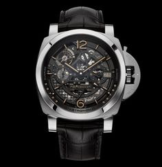 Officine Panerai - L'Astronomo Luminor 1950 PAM920 https://www.steampunkartifacts.com/collections/steampunk-wrist-watches