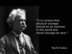 ~ Mark Twain       --  Cindi