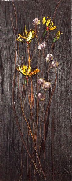 Dandelion, Flowers, Painting, Dandelions, Painting Art, Paint, Draw, Royal Icing Flowers, Florals