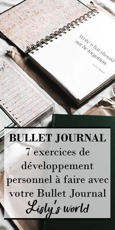 Bullet Journal En Français, Bullet Journal How To Start A, Bullet Journal Layout, Bullet Journal Inspiration, Book Journal, Bujo, Journal Organization, Agenda Planner, Miracle Morning