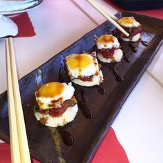 Perfect Sushi Time!  #Sushi