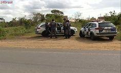 Corpo de taxista assassinado a tiros é encontrado em estrada na Serra