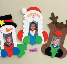 WHAT IF I USED PICTURES OF THE PEOPLE THAT HELPED ME MAKE THE ORNAMENTS