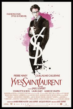 Yves Saint Laurent movie #YvesSaintLaurentmovie #trailer #biopic  http://andreatraslagranpantalla.blogspot.com.es/