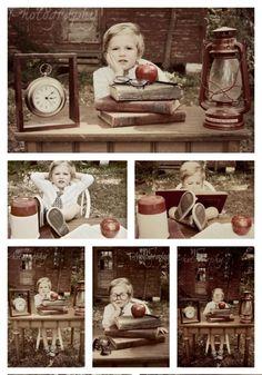 back to school photoshoot - boy School Sets, 1st Day Of School, Beginning Of School, Pre School, Photography Mini Sessions, School Photography, Children Photography, Photography Ideas, Back To School Pictures