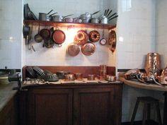 Kitchen, Nissim de Camondo
