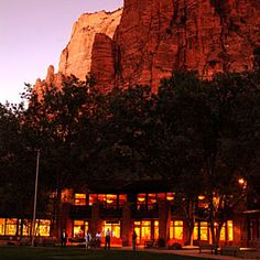 Best campgrounds and lodges in Zion | Sunset.com