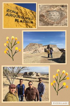 Tour 14/Febrero Zona Arqueológica Plazuelas, Guanajuato. 2016.