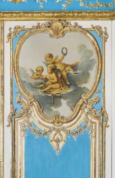 Aile Sully, 1er étage, Département des Objets d'arts, Salle 40 : Cabinet de l'hôtel Villemaré-Dangé © 2014 Musée du Louvre / Olivier Ouadah Département des Objets d'Art