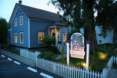 Cambria Bed Breakfast Olallieberry Inn
