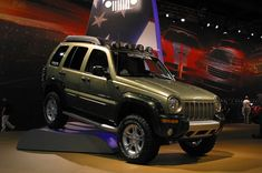Rines de Jeep Rubicon en la Liberty - Jeeperos.com Jeep Cherokee Limited, Cherokee Sport, Jeep Grand Cherokee, Jeep Zj, Jeep Rubicon, Jeep Liberty Lifted, Jeep Liberty Sport, Jeeps Levantados, Jeep Carros