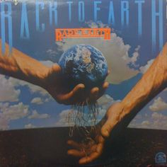 Rare Earth - Back to earth (LP) VERY GOOD
