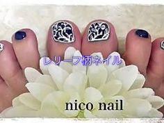 斜めフレンチネイル(キャンペーンネイル)オールドコーラル│浜松市 中区 自宅ネイルサロン nico nail ニコネイル