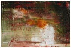 Gerhard Richter: Bouquet, Chromogenic Print
