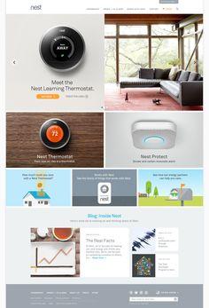 Nest Desktop Home Page Drop Cam, We Energies, Nest Thermostat, It Works, Desktop, Web Design, Learning, Design Web, Studying