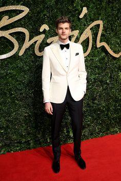Jim Chapman aux British Fashion Awards