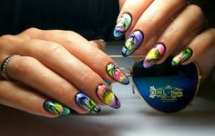 #ногтики #ногти #дизайнгельлаком #росписьногтей #гельлак #росписьгельлаком #маникюр #красивыйманикюр #ногтивотпуск #яркиеногти