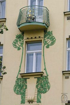Прага / Art Nouveau Prague