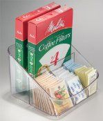tea/coffee stuff organizer