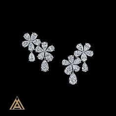 "172 Likes, 4 Comments - MaximiliaN London Jewellery. (@maximilianlondon) on Instagram: ""HIGH JEWELLERY COLLECTION DIAMOND EARRINGS PIECE UNIQUE PEAR SHAPE DIAMOND D, VS2 / GIA CERTIFIED…"""