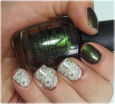 Duochrome manicure
