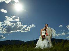 Colorado Wedding Planner |  Spruce Mountain Wedding  Teal and Coral Wedding